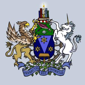 Landau Family Crest